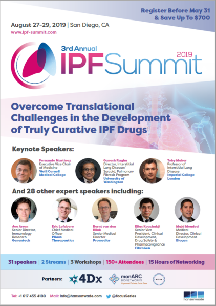 the full vent guide for 3rd IPF Summit
