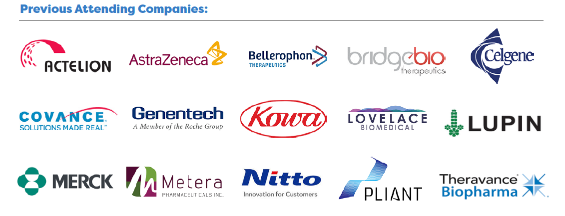 Previous attending companies